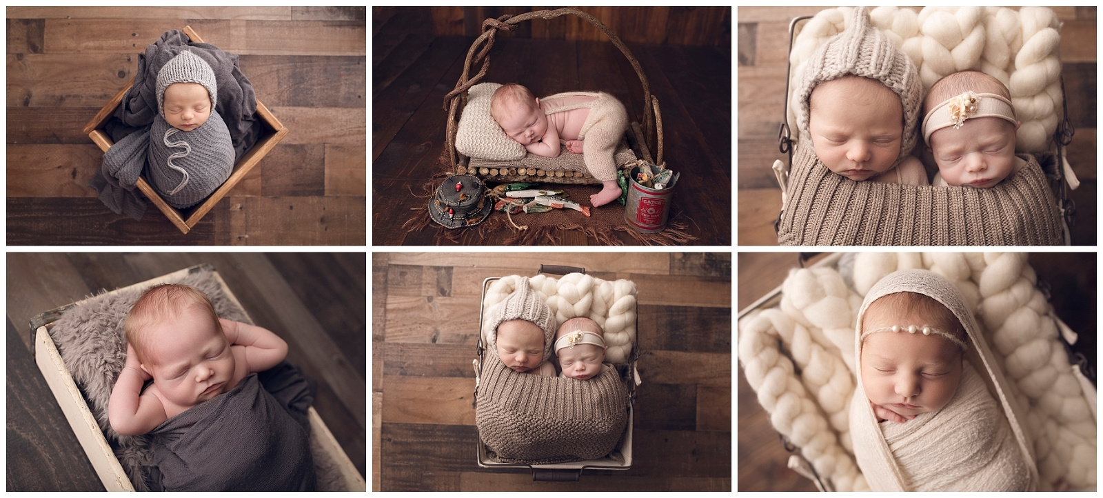 Quad Cities Newborn Photographer | Davenport Baby | Amanda Oakes Photography | www.amandaoakesphotography.com